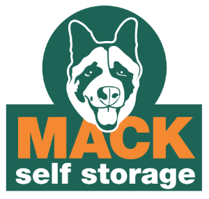 Mack Self Storage - Iowa City - Logo